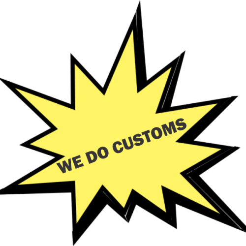 POW We Do Customs