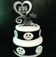 Jack and Sally Cake Topper2
