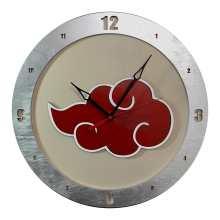 Atkatsuki Build A Clock on Beige Background