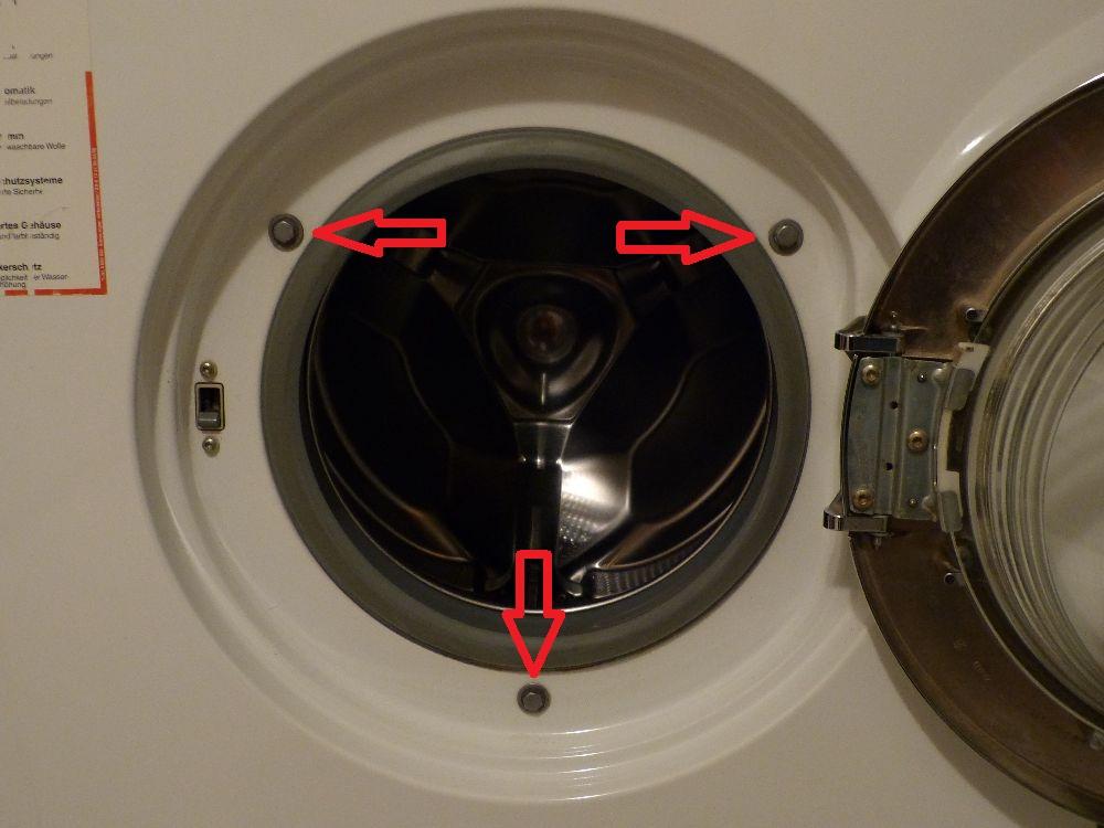 Extrem Reparaturanleitung Stoßdämpfer Miele W985 WPS Senator 160 und KJ81