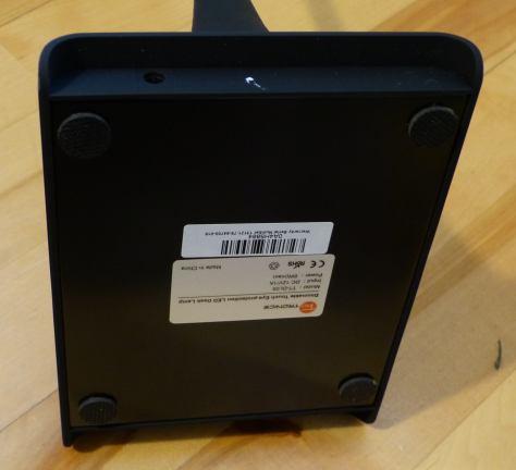 TaoTronics® 9W dimmbare LED Schreibtischlampe mit Schwanenhals, Touchfeld und 7 Helligkeitsstufen