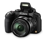 Panasonic Lumix DMC-FZ200EG9 Digitalkamera (12 Megapixel, 24-fach opt. Zoom, 7,6 cm (3 Zoll) Display, Superzoom, Full-HD Video) schwarz