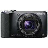 Sony DSC-HX10VB Cyber-shot Digitalkamera (18,2 Megapixel, 16-fach opt. Zoom, 7,5 cm (3 Zoll) Display, Schwenkpanorama, Full-HD, GPS) schwarz