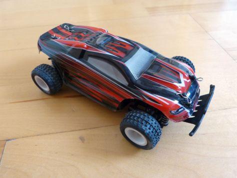 Mini  RC Buggy mit 4DW