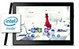 Odys Gambit 10 plus 3G 25,7 cm (10,1 Zoll IPS) Tablet-PC (Intel Atom x3-C3235RK, 1GB RAM, 16GB HDD, Android 6.0) schwarz
