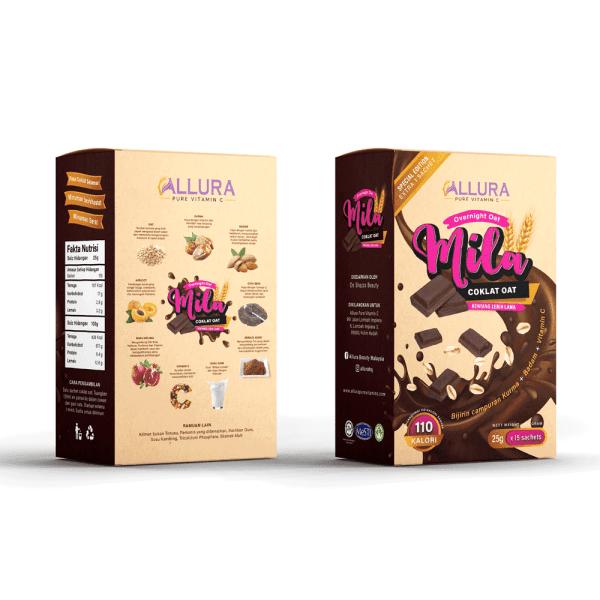 Mila-Coklat-Oat