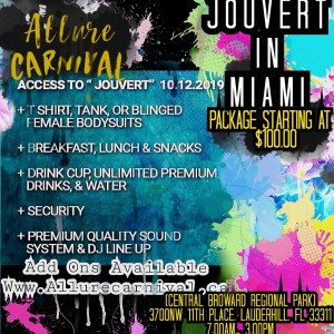 J'ouvert Package