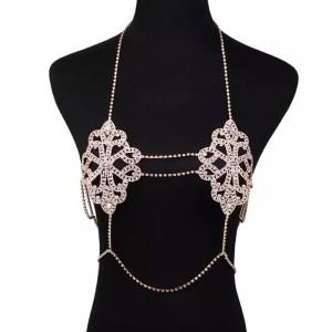 Allure Chain Bra