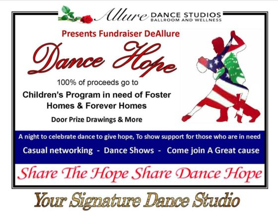 Dance Hope Children Fundraiser
