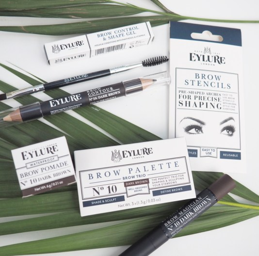 Eyelure Eyebrow Products Review