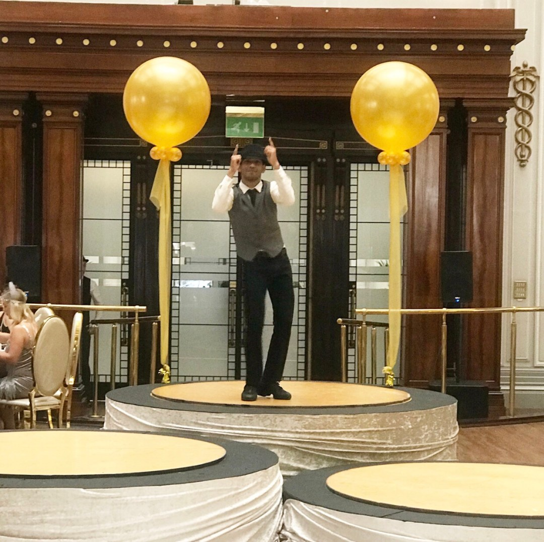 *Gatsby Afternoon Tea at the Cunard Building Liverpool