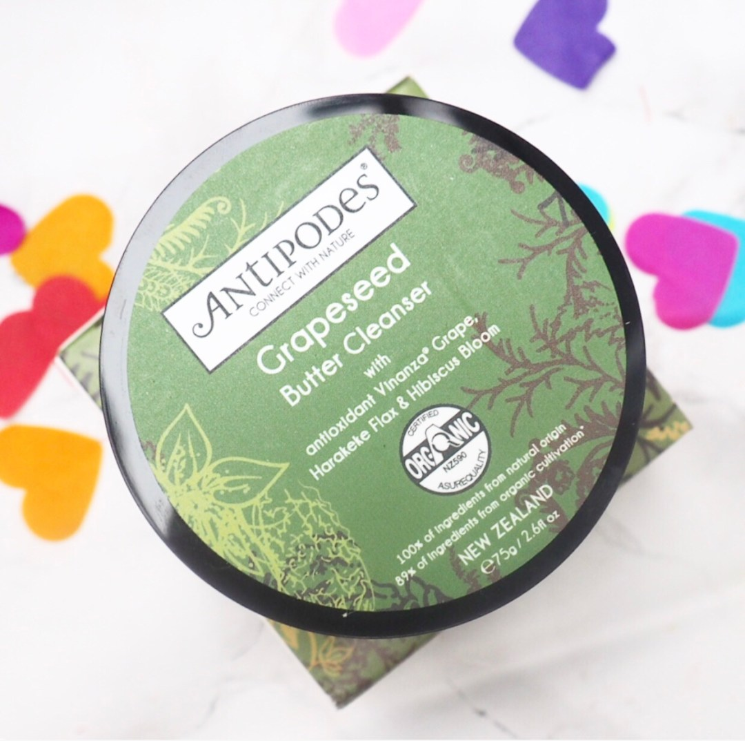 *Antipodes Grapeseed Butter Cleanser Review