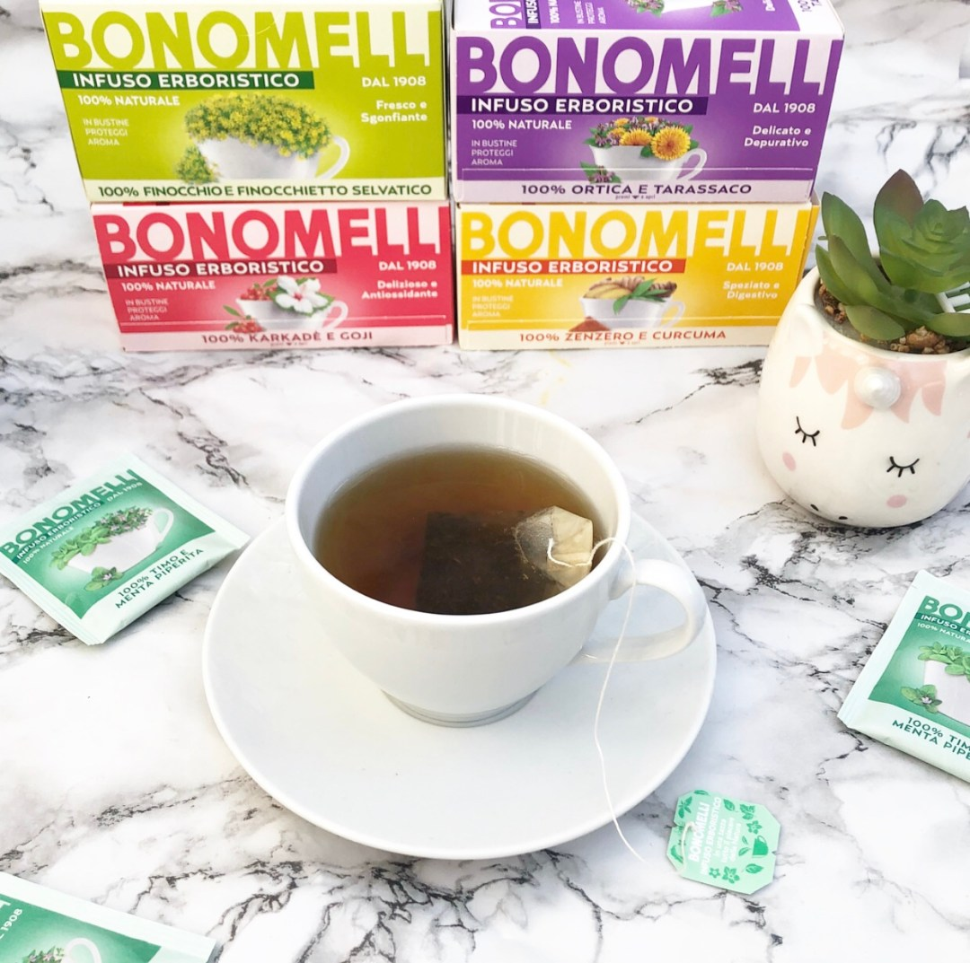 *Bonomelli Herbal Tea Review