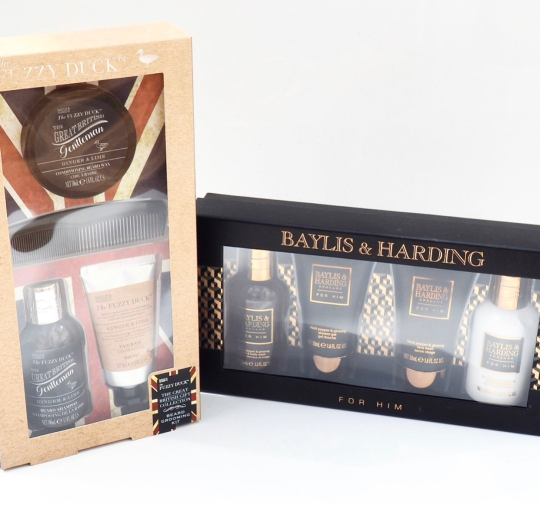 *Fathers Day Gift Ideas with Baylis & Harding