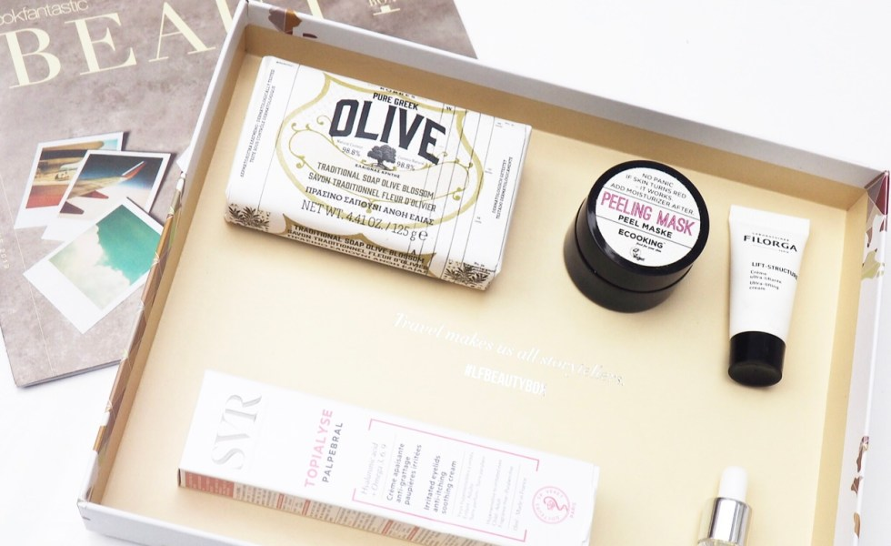 Look Fantastic Beauty Box - June
