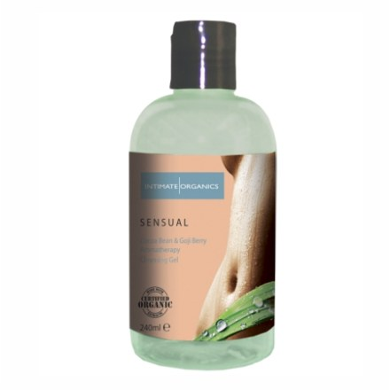 Sensual Aromatherapy Shower Gel