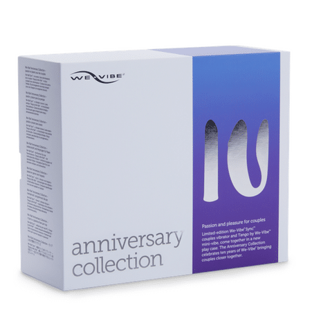 Anniversary Collection by We-Vibe®