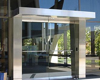 Glass Doors Orange County CA Aluminum Frame