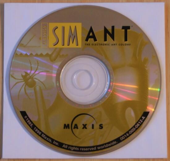 SIMANT SIM ANT +1Clk Macintosh Mac OSX Install