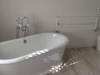 Market Harborough Hallaton High Street Bathroom All Water Solutions 01