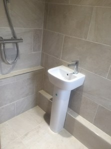 Stamford Emlyns Street Shower Room Kitchen and Bedroom All Water Solutions 49
