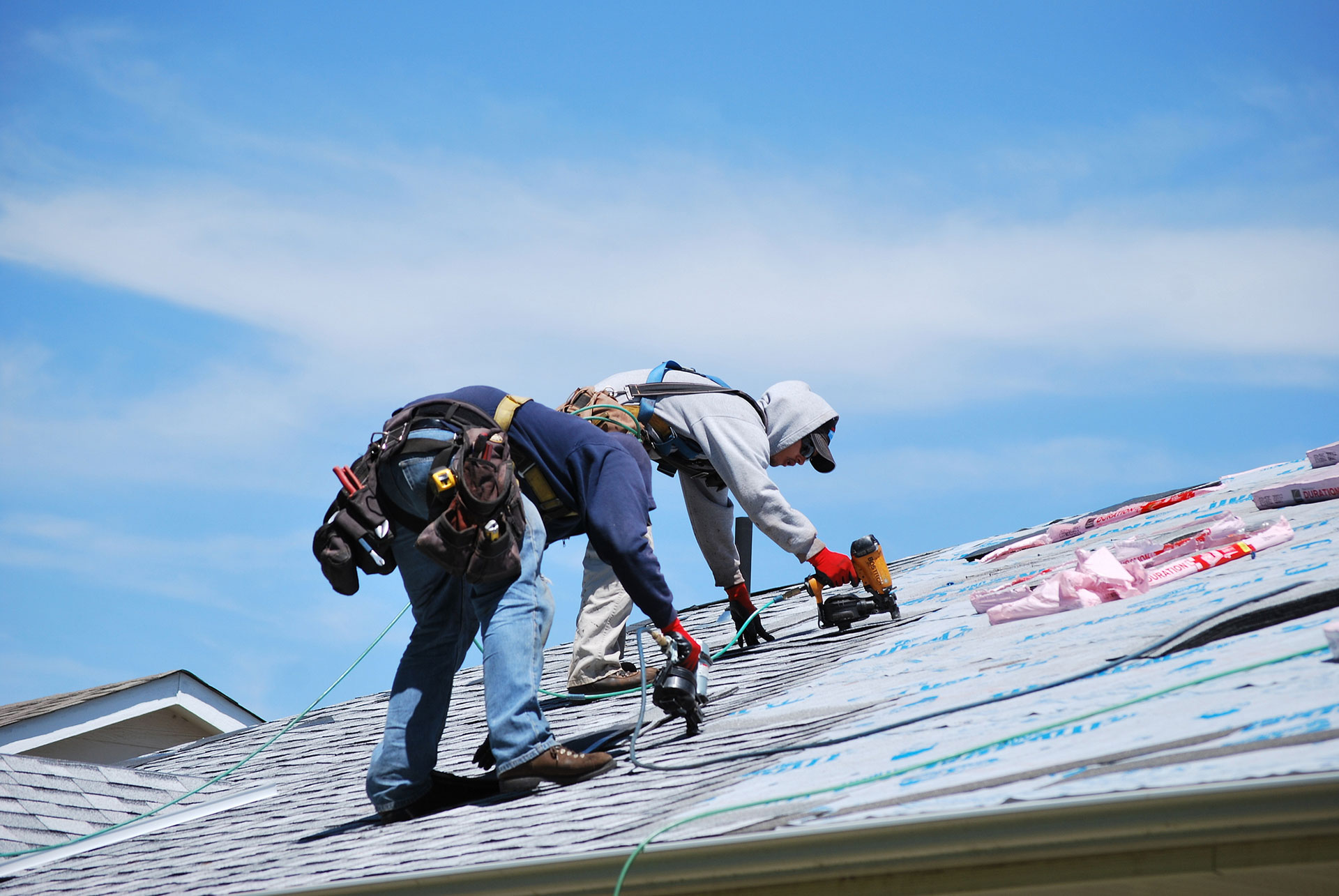 Roof Installers