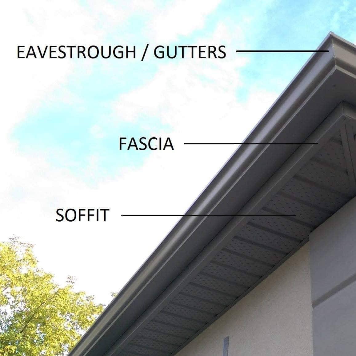 soffit fascia