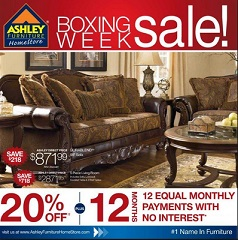 Ashley Furniture Weekly Ad Amp Flyer Specials