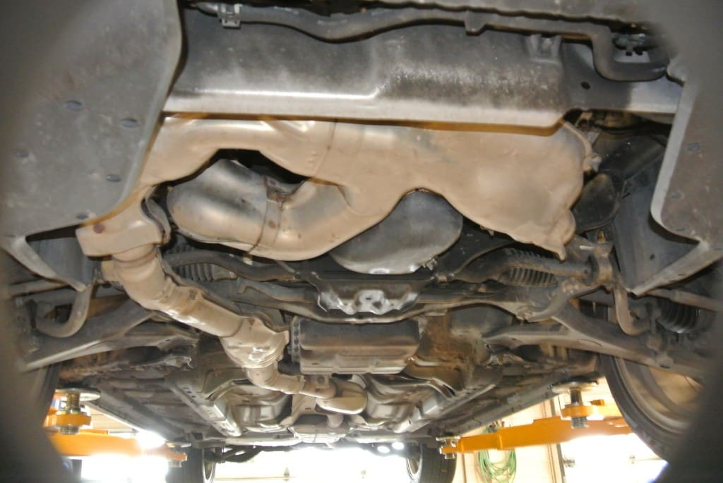2003 Ford F 150 Exhaust Diagram On 2001 Ford Taurus Heating System