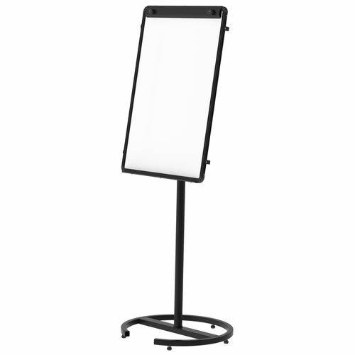 Portable Melamine Whiteboard Presentation Flipchart Stand