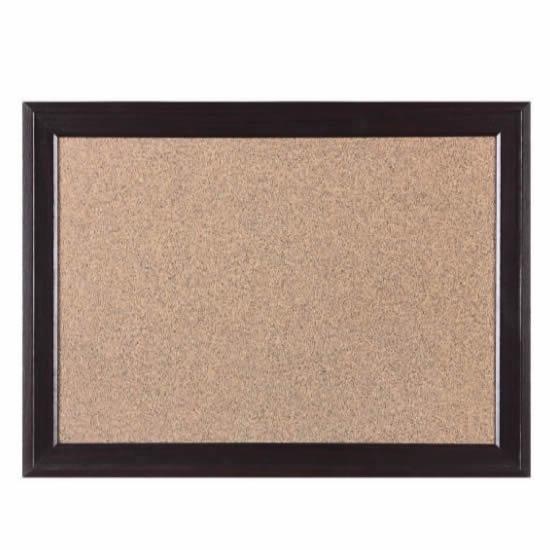 Heavy-duty Cork Board with Wood Frame