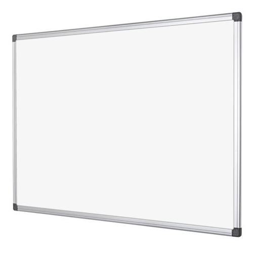 Sturdy Aluminium Double Sided Drywipe Whiteboard
