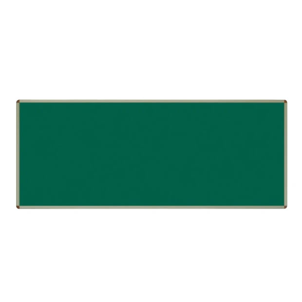 Fixed-Type Flat Chalkboard Green Board