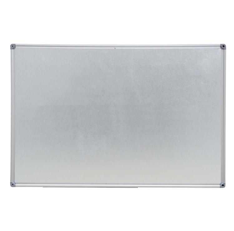 Gray Notice Flannel Pin Board