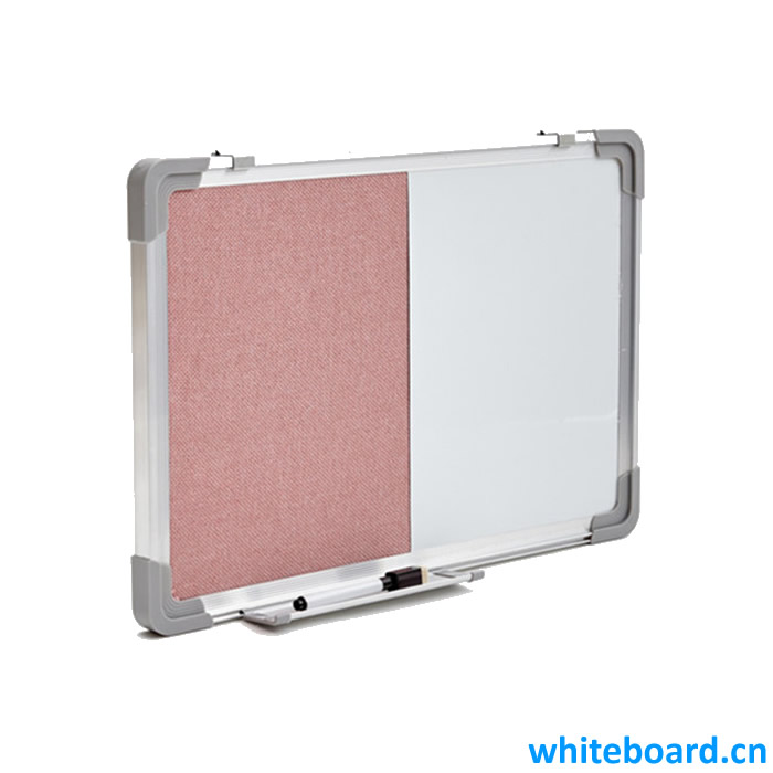 Magnetic Whiteboard Pin Board Combi-Board