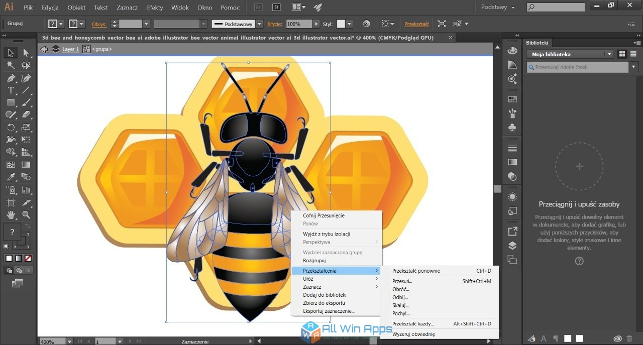 Adobe Illustrator CC 2018 Free Download - All Win Apps