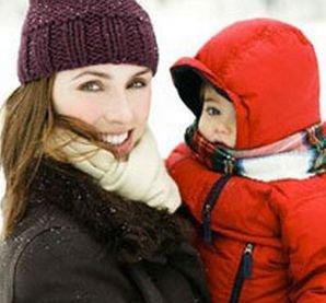 Советы родителям, как одевать ребенка зимой