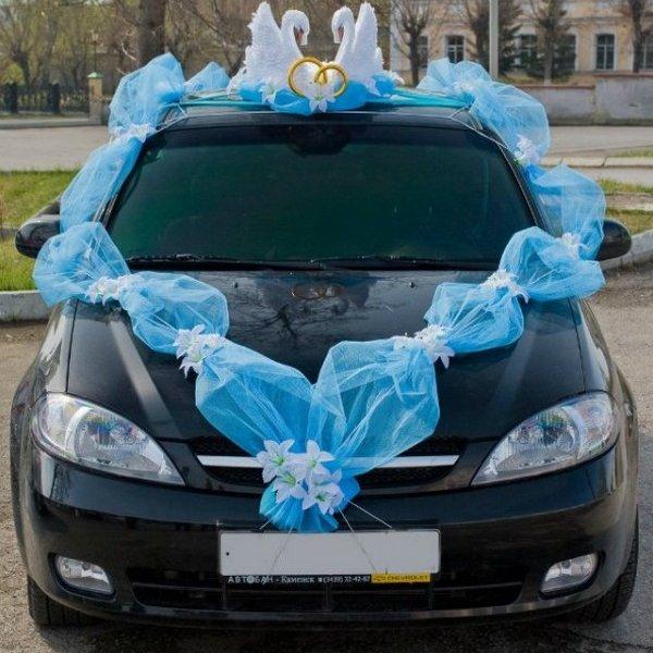 Свадебные машины: украшение лентами и цветами. Как ...