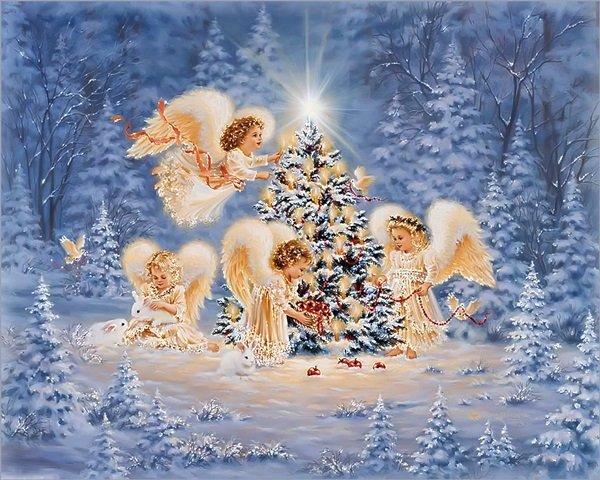 Картинки на Рождество 2017-2018 католические и ...