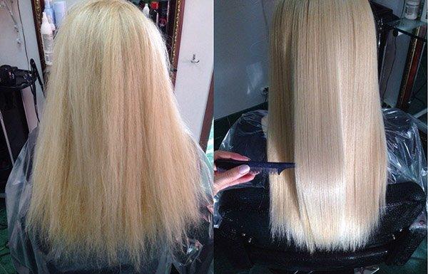 Ботокс для волос: что это, как делается в домашних ...