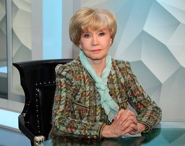 Вера Алентова до и после пластики 2017, фото, биография и ...