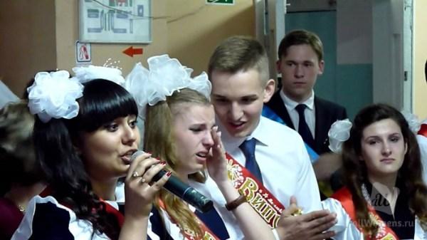 Стихи для первоклассников на Последний звонок выпускникам ...