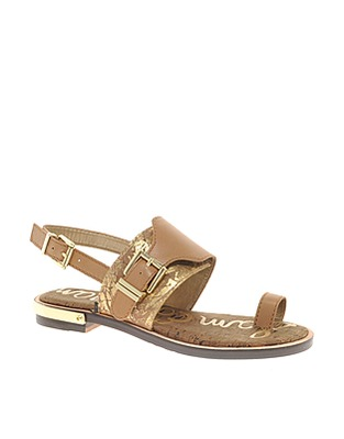 Sam Edelman Flynn sandals via ASOS http://fashionfinder.asos.com/womens-SAM-EDELMAN/Sam-Edelman-Flynn-Leather-Sandal-2056396