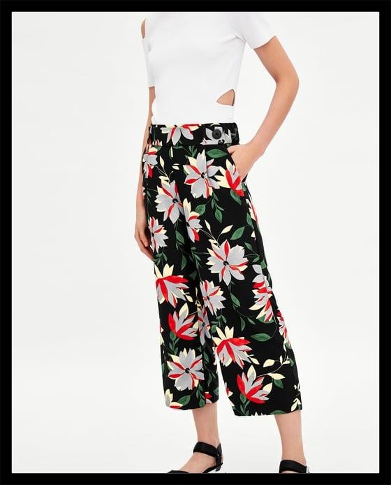 Zara culotte 4