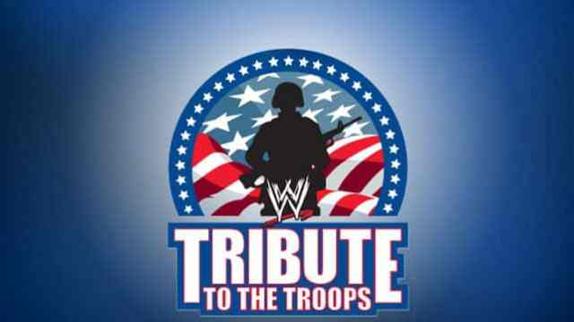 Watch WWE Tribute to the Troops 2015 Full Show Online Free