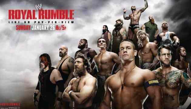 Watch WWE Royal Rumble 2014 Full Show Online Free