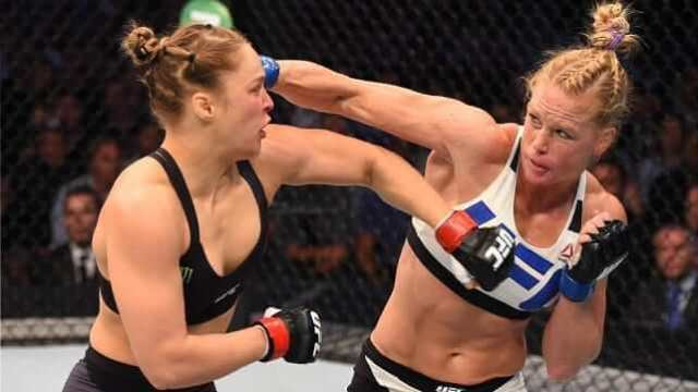 Watch UFC 193: Holly Holm vs Ronda Rousey Full Fight Online Free
