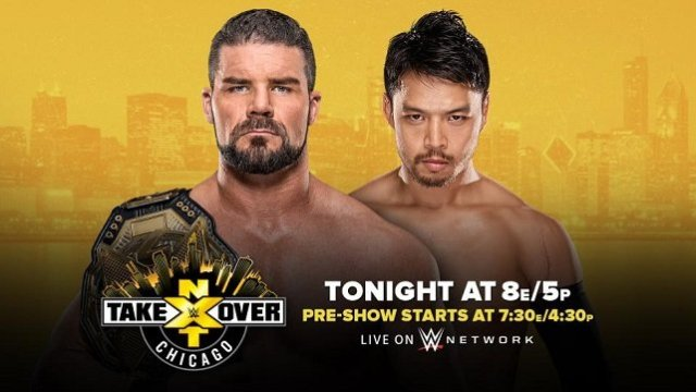 Watch WWE NXT TakeOver: Chicago 2017 5/20/17 Full Show Online Free