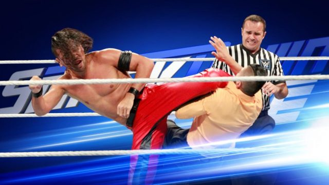 Watch WWE SmackDown Live 8/22/2017 Full Show Online Free