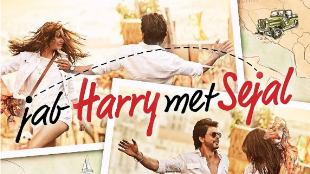 Watch Jab Harry Met Sejal (2017) Full Hindi Movie Online Free HD
